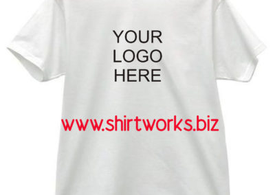 Corporate Logo T Shirts in Chicago