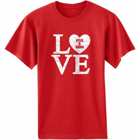 Chicago Valentine's Day T Shirts
