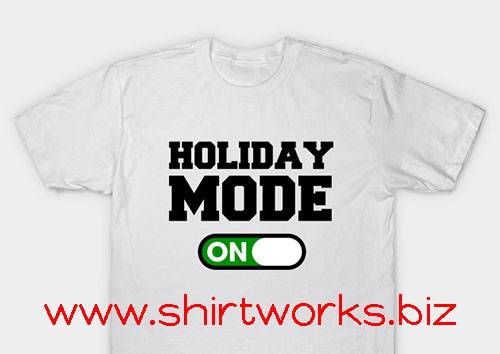 Holiday T Shirts and Hats