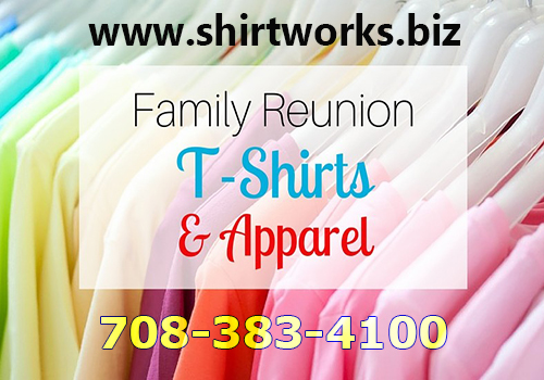 Family Celebration T Shirts